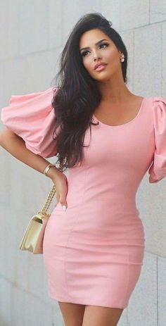 Sexy Dresses, Cute Dresses, Casual Dresses, Style Glam, John David, Sexy Skirt, Alessandra Ambrosio, Classy Women, Brunette Beauty