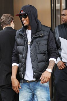 Trey Songz: he's sexy and he knows it