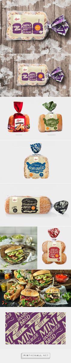 Pågen Fastfood bread packaging redesigned by DDB Göteborg… Bakery Branding, Bakery Packaging, Food Packaging Design, Packaging Design Inspiration, Corporate Branding, Packaging Ideas, Logo Branding, Leftover Bread Recipes, Bread Packaging