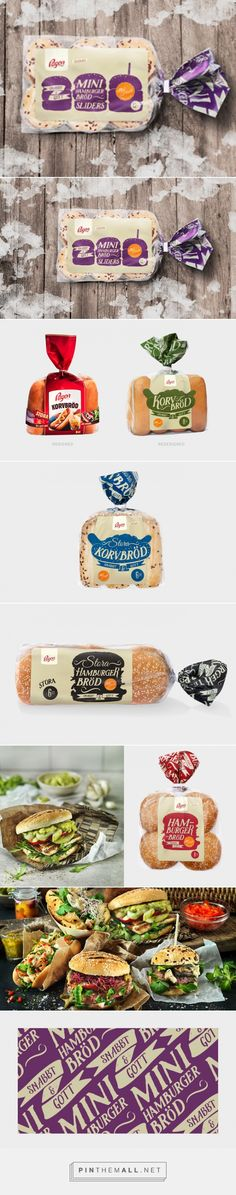 Pågen Fastfood         on          Packaging of the World - Creative Package Design Gallery - created via http://pinthemall.net