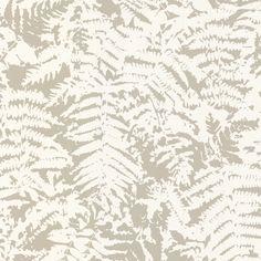 Little Greene Fern Wallpaper - Gilver