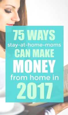 Stay at home moms can earn money too! You can work from home with one (or more) of these remote jobs.