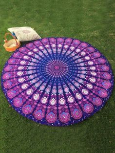 GET $50 NOW | Join Zaful: Get YOUR $50 NOW!http://m.zaful.com/arab-print-round-beach-towel-p_213067.html?seid=2339393zf213067