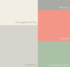 Turned to Design: A Whimsical but Chic Nursery Color Palette