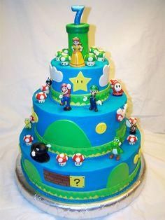 Veja fotos de 10 bolos nerds que podem estar na sua próxima festa de aniversário | Tranqueiras