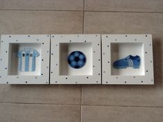 Cuadros futbol Shoe Rack, Baby Room, Picture Frames, Baby Kids, Kids Room, Projects To Try, Baby Shower, Diy Crafts, Scrapbook
