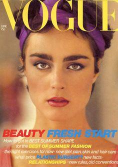 Esme Marshall - Vogue 1980