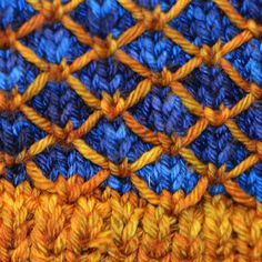 royal quilting stitch: http://www.knittingstitchpatterns.com/2014/08/two-coloured-royal-quilting.html