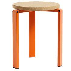 Stanley stool, orange – Wrong for Hay #interior #design