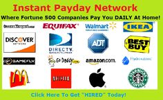 Instant Payday Network Review: Instant Payday Network Reviews