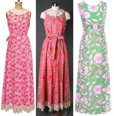 Vintage Lilly dresses
