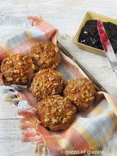 Gluten-Free Banana Bread Muffins | Queen of Quinoa