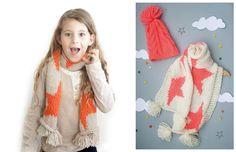 Josefa La Oveja  Accesorios e indumentaria en tejidos para bebes y niños.  http://charliechoices.com/josefa/