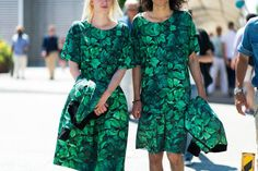 Green short dresses with short sleeves. 50 Spring Buys for Under 100 - Affordable Spring Clothes Accessories - Elle