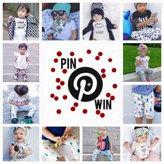 PIN with us for a chance to #WIN a $50 Shop Credit to www.KEWEclothing.com!  That's right, we are GIVING AWAY a $50 Shop Credit.... Here's how to enter:    1. FOLLOW KEWE Clothing on PINTEREST     2. PIN an image or two or three from our KEWE | SS15 Board [One entry per pin]    The more you PIN the better chance you will WIN!  Contest is open worldwide and ends Monday August 31st at 12:00am PST.