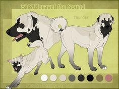 STS Dog - Thunder by ShockTherapyStables on DeviantArt