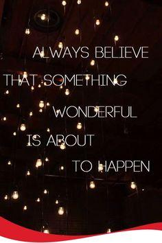 Stay Happy & Miracles will happen. #IamHappy @CocaCola