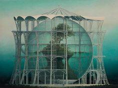 "Paintings / ""Alternative Sights-2"", 2010 | Minoru Nomata"