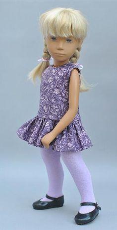 1968 Blonde Sasha doll