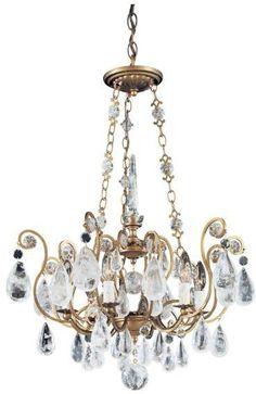 Schonbek Versailles Rock Crystal Chandelier in Etruscan Gold Schonbek Chandelier, Island Lighting, Versailles, Chandelier Lighting, Ceiling Lights, Rock, Crystals, Pendant, Island Lighting Fixtures