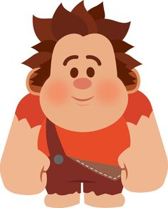 wreck it ralph clipart