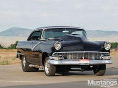 1956 Ford Fairlane Victoria - High School Obsessions