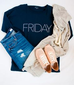 Distressed Denim Buying Guide. I bought my first pair of distressed jeans for spring and I can't believe I waited so long. As a first time buyer, I didn't want to jump in with half my leg exposed. I wanted a few distressed patches and maybe a manageable hole. Keep reading for my 'How to Buy Distressed Denim Guide' and some of the my favorite styles out there now. LOFT jeans. JCrew t-shirt. Target shoes.