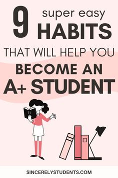 Exam Study Tips, School Study Tips, Study Skills, Study Habits, School Tips, College Life Hacks, Life Hacks For School, Best Time To Study, Study Tips For Students