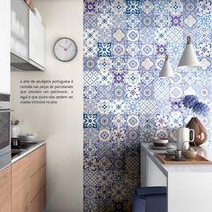 Conheça as novidades em revestimentos. Veja: http://casadevalentina.com.br/blog/detalhes/novidades-em-revestimentos-2787#tabcomentarios details #interior #design #decoracao #detalhes #decor #home #casa #design #idea #ideia #new #novidade #revestimento #casadevalentina #kitchen #cozinha