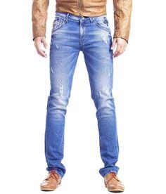 Loved it: Espada Blue Cotton Slim Fit Basics Jeans For Men, http://www.snapdeal.com/product/espada-blue-cotton-slim-fit/659991367274