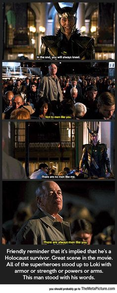 The Most Underrated Scene In The Avengers - The Meta Picture