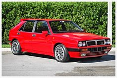 There's a 1989 Lancia Delta HF Integrale for Sale in the USA Right Now!