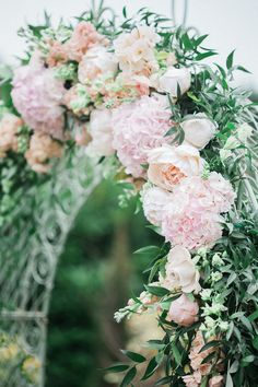 Pretty English Garden Inspiration   Bowtie & Belle Photography   Bridal Musings Wedding Blog