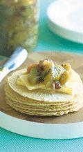Ginger kiwi fruit chutney - New Zealand Womans Weekly