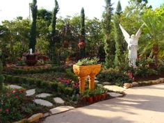 Gardens - The Holy Land Experience