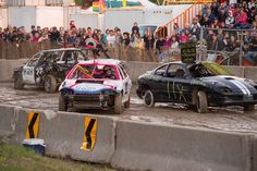Demolition Derby, Festivals, Monster Trucks, Events, Seasons, Holidays, Fall, Autumn, Seasons Of The Year