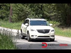 2013 Buick Enclave AWD Review on Everyman Driver with Dave Erickson. Subscribe via Youtube.