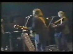 "▶ America - ""Ventura Highway"" (Live ABC IN CONCERT 2nd Anniversary Special   1974 Live from the Rainbow Theater, London England) - America is an English-American folk rock band formed in London in 1970 which originally consisted of Gerry Beckley, Dewey Bunnell and Dan Peek. The three members were barely out of their teens when they became a musical sensation in 1972, scoring No. 1 hits and winning a Grammy for best new musical artist. Their recording success stretched throughout the 1970's."