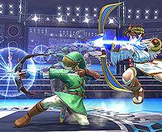 Link - The Legend of Zelda - Super Smash Bros #Nintendo Wii U #Gaming