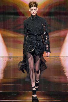 Donna Karan Fall 2014 RTW - Runway Photos - Fashion Week - Runway, Fashion Shows and Collections - Vogue Ny Fashion Week, Fashion Show, Fashion Design, Donna Karan Ny, 2014 Fashion Trends, Review Fashion, Vogue Fashion, Runway Fashion, Beautiful Outfits