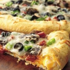 Bisquick Pizza Crust | MyRecipes.com