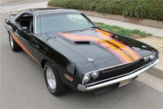 1970 Dodge Challenger - Barrett-Jackson Auction (sold $41,800, Jan 2014)