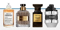 ...because it's time to retire the Drakkar and Old Spice and up your smelling game. Shop our picks for the top men's cologne for 2016.…