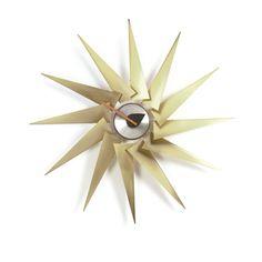 Vitra Turbine Clock by George Nelson