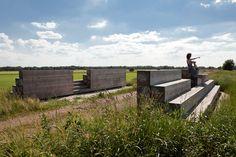 Strootman_landscape_architecture_Belvederes_Drentsche_Aa_02 « Landscape Architecture Works   Landezine