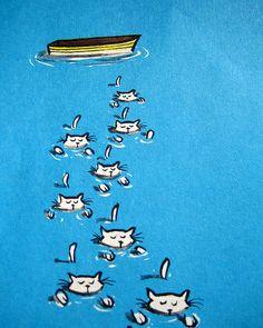 1964 Roy McKie illustration, Animal Riddles