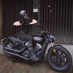 Ideas Indian Motorcycle Custom Cafe Racers For 2019 Chopper Motorcycle, Motorcycle Design, Motorcycle Style, Motorcycle Outfit, Women Motorcycle, Motorcycle Quotes, Ducati Sport Classic, Indian Scout, Triumph Motorcycles