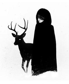 Absentia in White featuring model Laurel Hervert by Ruben Ireland