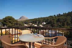 Apts. Pinos Altos - Balcony