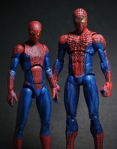 Double Spidey | Flickr - Photo Sharing!